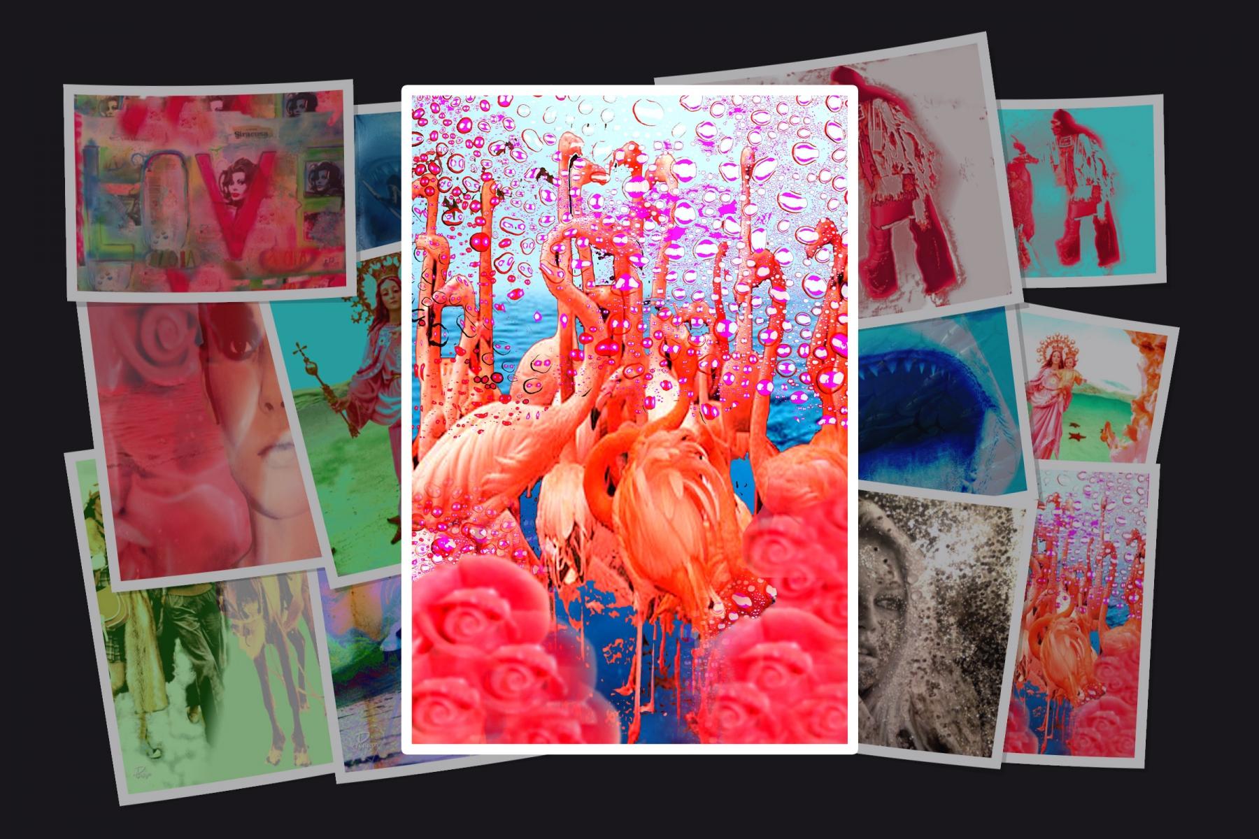 10 Flamingo Fun